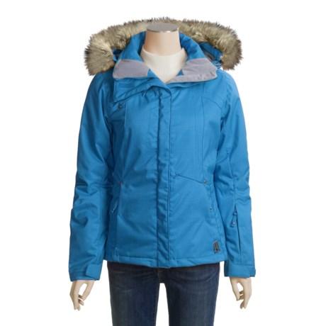 Karbon Blizzard Ski Jacket - Waterproof, Insulated (For Women)