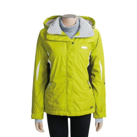 Karbon Opal Ski Jacket - Waterproof, Insulated (For Women)
