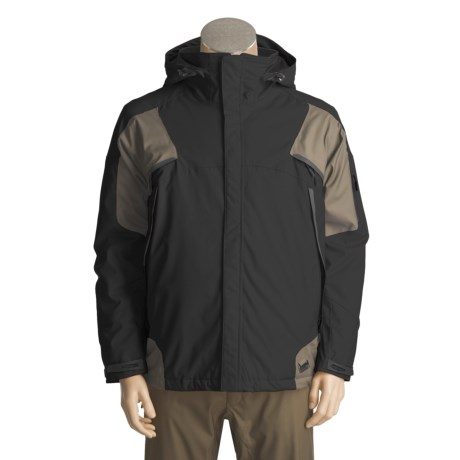 Karbon Ski Jacket - Waterproof, Insulated (For Men)
