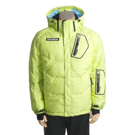 Karbon Thor Ski Jacket - Waterproof, Insulated (For Men)