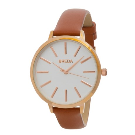 Breda Joule Analog Watch - Leather Band (For Women)