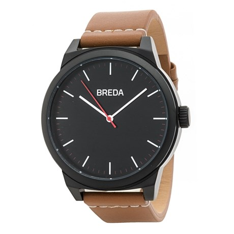 Breda Rand Watch - Leather Strap (For Men)