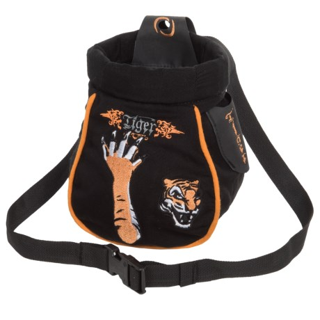 Beal Tiger Click-Clack Chalk Bag