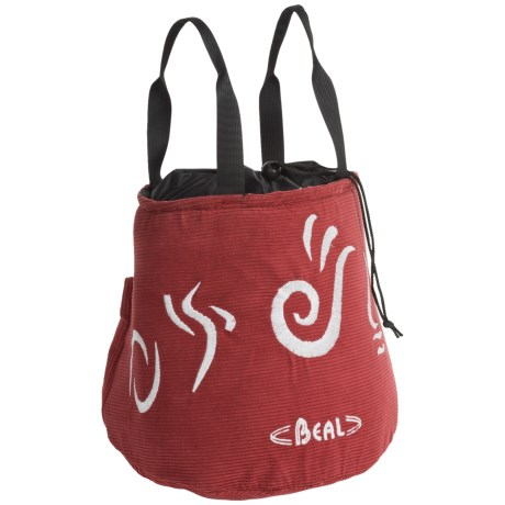 Beal Corduroy Monster Chalk Bag