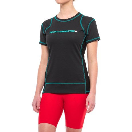 Rocky Mountain RF Piper Cycling Jersey - Short Sleeve (For Women)