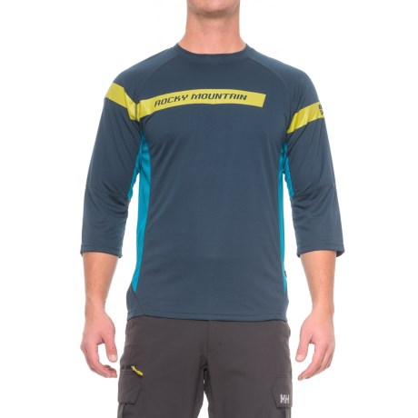 Rocky Mountain RF Indy Cycling Jersey - 3/4 Sleeve (For Men)