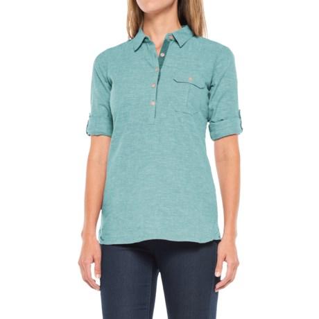 Outdoor Research Coralie Shirt - Hemp-Organic Cotton, Long Sleeve (For Women)