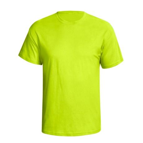 Hanes 5.2 oz Heavyweight 50/50 T-Shirt - Short Sleeve (For Men and Women)