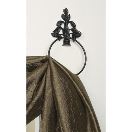 Versailles Leaf Swag Rings - Set of 2