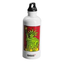 Sigg Screw-Top Water Bottle -  BPA-Free, 0.6L