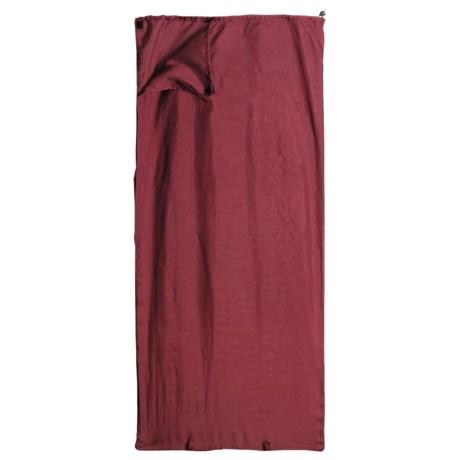 Outbound Silk Sleeping Bag Liner - Rectangular