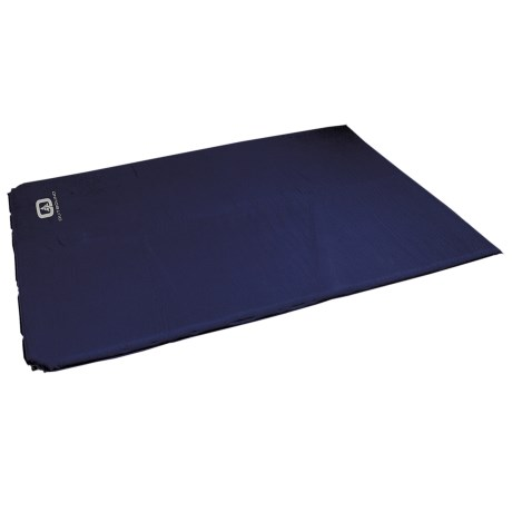 Outbound Double-Wide Instarest Sleeping Pad - Self Inflating