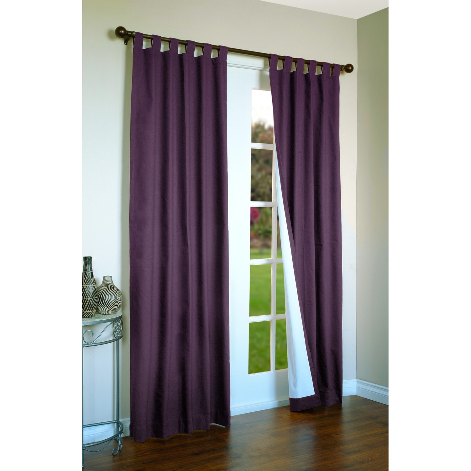 Thermalogic Weathermate Curtains 80x72 Tab Top Insulated