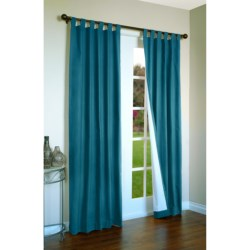 """Thermalogic Weathermate Curtains - 160x 84"""", Tab-Top, Insulated"""