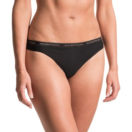 ExOfficio Give-N-Go Sport Mesh Panties - Thong (For Women)