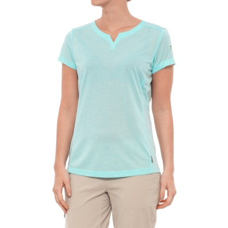 White Sierra Insect Shield® Trail T-Shirt - Short Sleeve (For Women)
