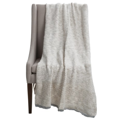 Anew Snowball Twist Throw Blanket - 52x68""