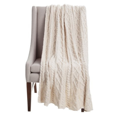 """Anew Home Sweet Marshmallow Dreams Throw Blanket - 52x68"""""""