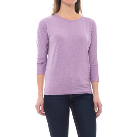 Kenar Dolman-Sleeve Shirt - 3/4 Sleeve (For Women)