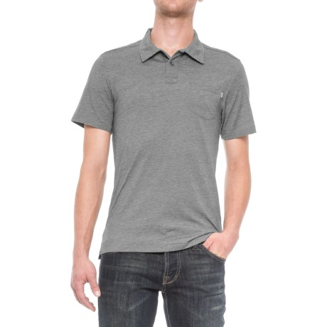 Outdoor Research Cooper Polo Shirt - Cotton Blend, Short Sleeve (For Men)