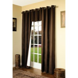 "Thermalogic Weathermate Curtains - 160x 84,"" Grommet-Top, Insulated"