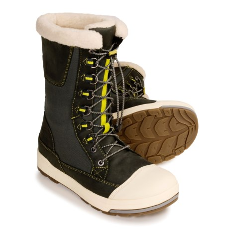 Keen Snow Rover Boots - Waterproof, Insulated (For Men)