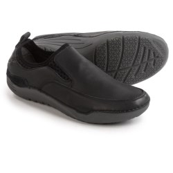 Hush Puppies Crofton Method Shoes - Leather, Slip-Ons (For Men)