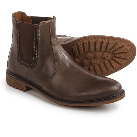 Hush Puppies Beck Rigby Chelsea Boots - Leather (For Men)