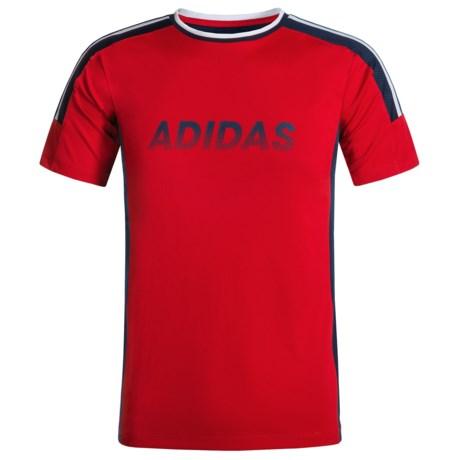 adidas Undefeated ClimaCool® T-Shirt - Short Sleeve (For Big Boys)