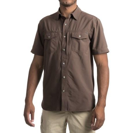 Gramicci El Dorado Canyon Shirt - UPF 30+, Short Sleeve (For Men)
