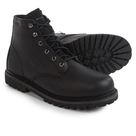 Wolverine No. 1883 Plainsman Boots - Leather, Lace-Ups (For Men)