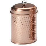 Global Amici Mauritius Round Canister - Small