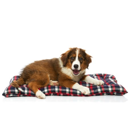 Telluride Dryer Plaid Dog Crate Mat - 19x30""