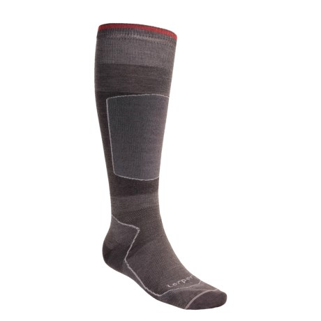 Lorpen Tri-Layer Superlight Ski Socks - PrimaLoft®-Merino Wool (For Men and Women)