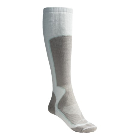 Lorpen Tri-Layer PrimaLoft® Ski Socks - Merino Wool, Medium Cushion, Over-the-Calf (For Women)