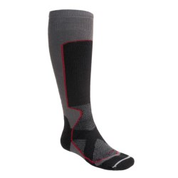 Lorpen Tri-Layer PrimaLoft® Ski Socks - Merino Wool, Medium Cushion (For Men and Women)
