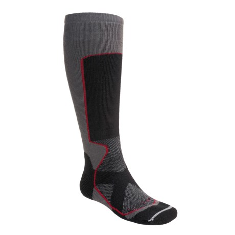 Lorpen Tri-Layer PrimaLoft® Ski Socks - Merino Wool, Medium Cushion (For Men and Women)