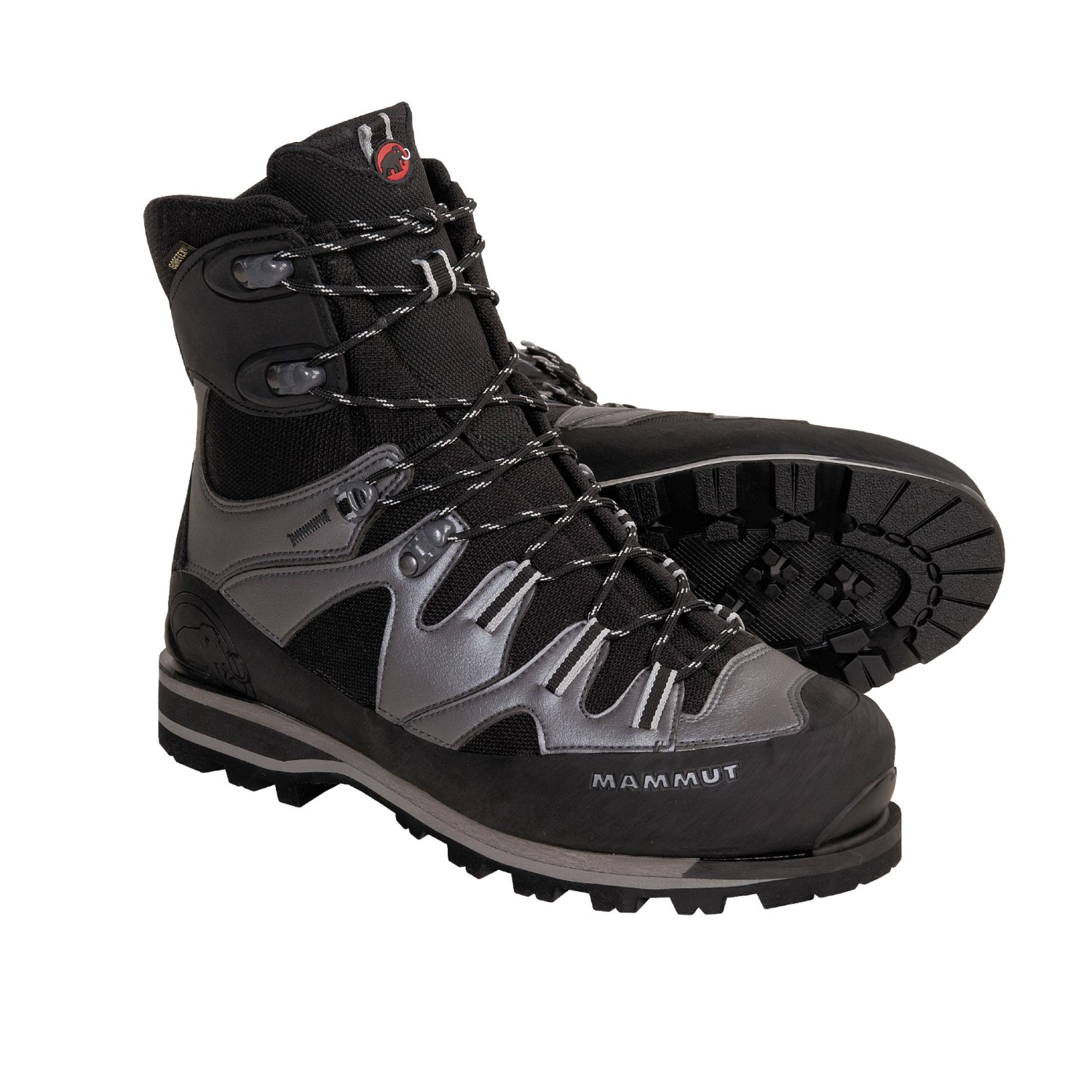 mammut marconi gore tex mountaineering boots for men. Black Bedroom Furniture Sets. Home Design Ideas
