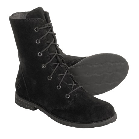 Awesome Promise Hipster Womens Boot