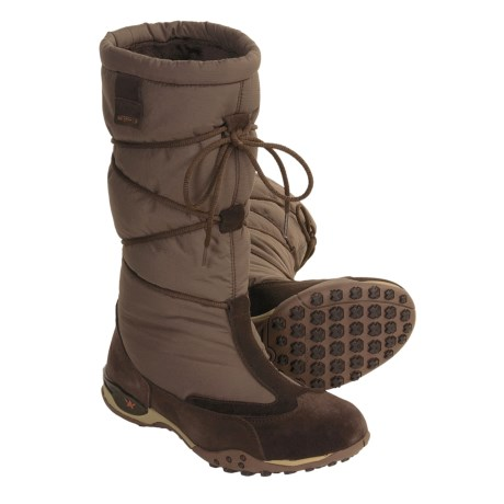 Allrounder by Mephisto Mistral Boots - Suede-Mesh (For Women)