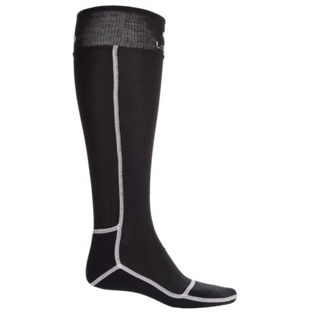 Lorpen T3+ Polartec® Superlight Race Ski Socks - Over the Calf (For Men and Women)