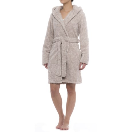 Berkshire Blanket Day Dream Bear Robe and Throw Blanket (For Women)