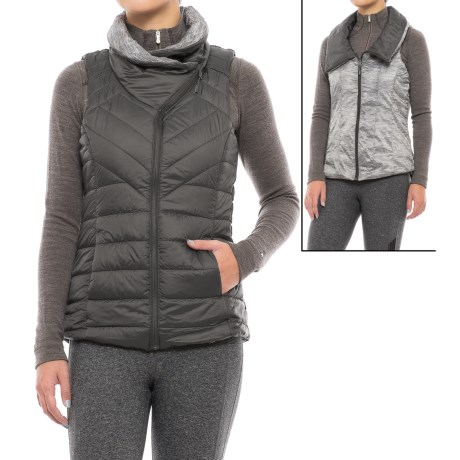 Mondetta Core Reversible Vest - Insulated (For Women)