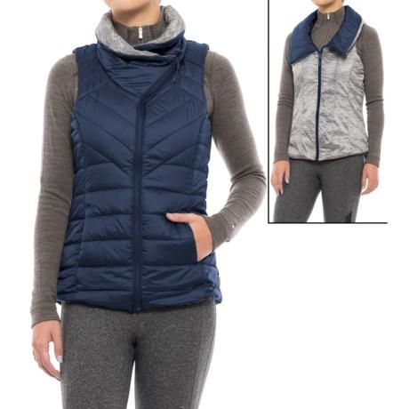 Mondetta Core Reversible Vest - Insulated (For Women)