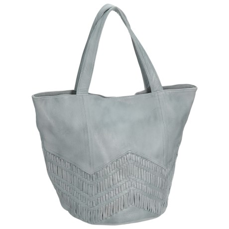 Day & Mood Peony Tote Bag - Leather (For Women)