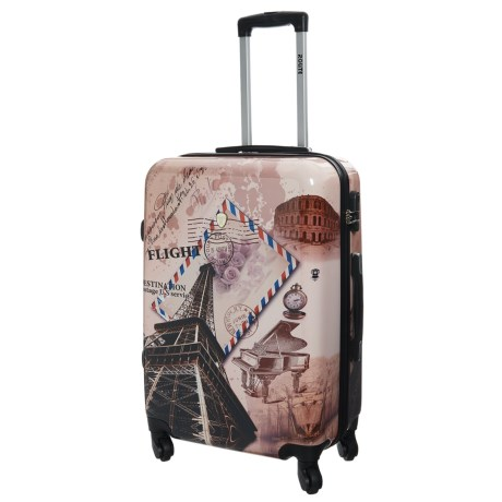 DeJuno Flight Hardside Spinner Suitcase - 28""