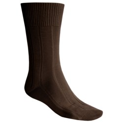 Falke Classic Socks - Cotton-Rich, Ribbed (For Men)