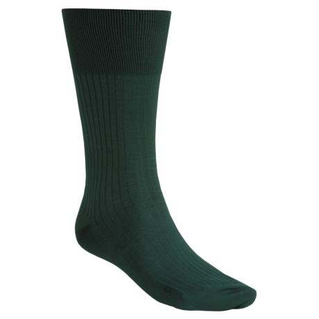 Falke Ribbed Classic Pure Egyptian Cotton Socks (For Men)