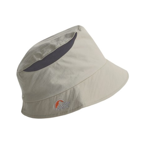 Lowe Alpine Safari Bucket Hat - UPF 50 (For Women)