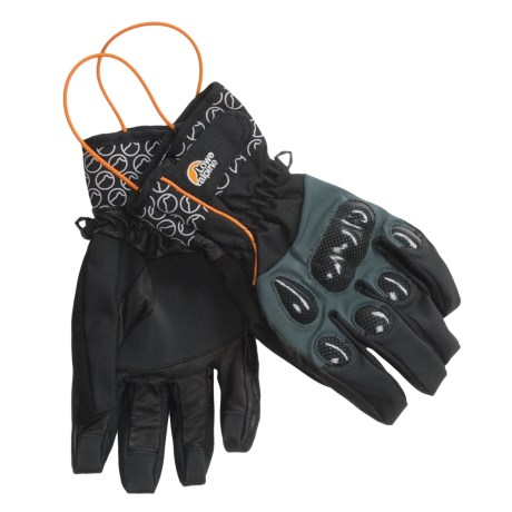 Lowe Alpine Ice Wall Climbing Gloves (For Men)